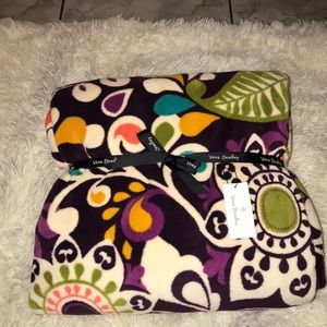 XL Vera Bradley Throw Blanket